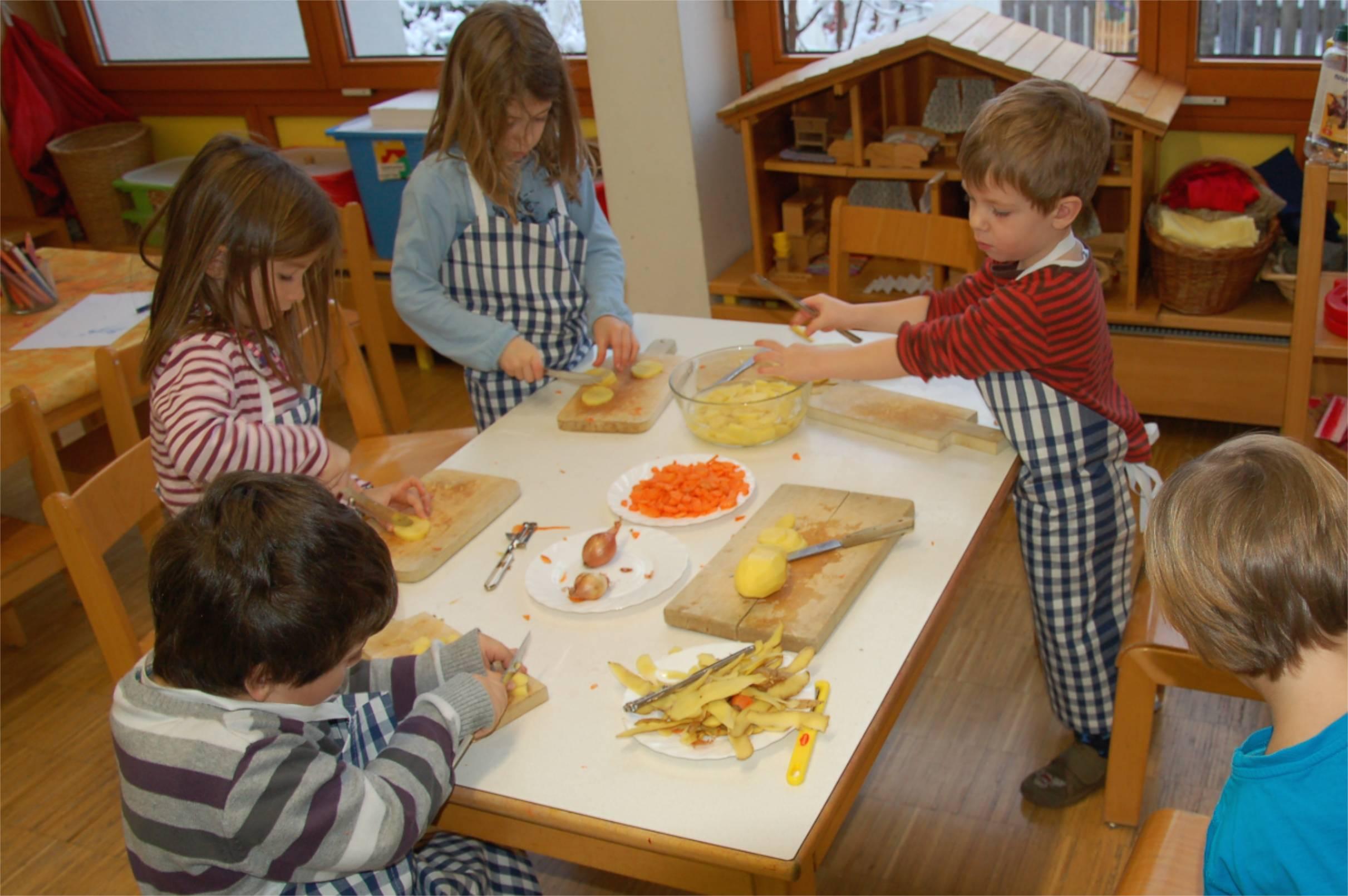 Kindergarten Burgweinting